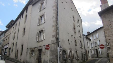A property in an historic town in Creuse to renovate