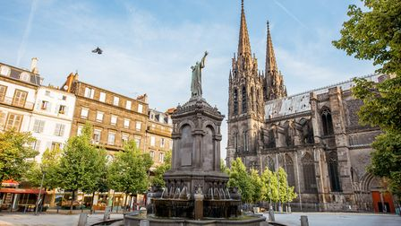 Clermont-Ferrand is the capital of the Auvergne department © RossHelen / Thinkstock