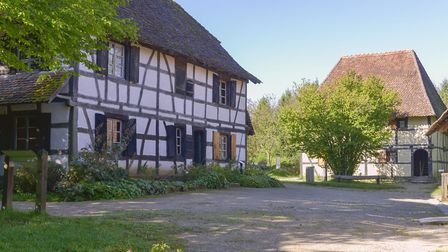 Learn about farming in the old days at the Musée des Maisons Comtoises in Nancray, Franche-Comté ©Al
