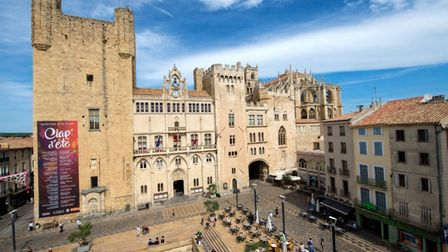 The Archbishop palace in the centre of Narbonne ©GNT-claudecruells