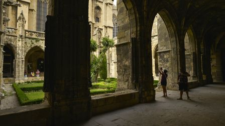 Narbonne has a rich heritage and fascinating sites to visit ©GNT-Emmanuel-Perrin