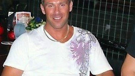 Nolan Goble who died in a helicopter crash in the North Sea off the coast of Aberdeen.