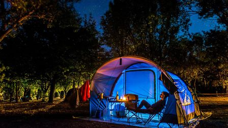 Planning a Campsite is not straightforward © Getty Images ArieM