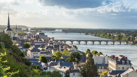Cycle through and around Saumur in the Loire Valley ©fotoluk1983 - Getty Images/iStockphoto