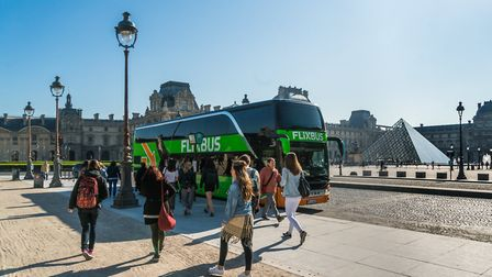 FlixBus has hubs in most major towns and cities across France © FlixBus