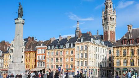 The Grand Place in Lille © jorisvo Getty Images
