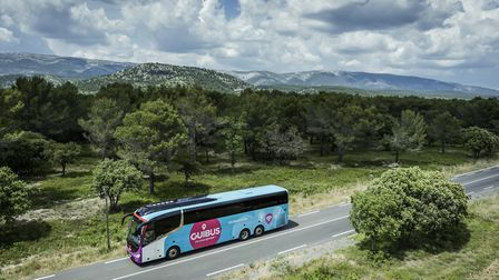 Ouibus is the coach subsidiary of French state railway operator SNCF © Ouibus