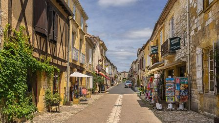 Monpazier in Dordogne is one of the villages in the running to be France's favourite village 2018 ©