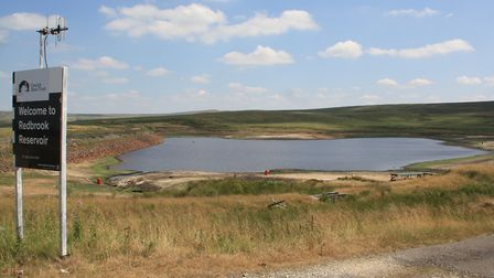 The Huddersfield's reservoirs are running low too (photo: Martin Ludgate)