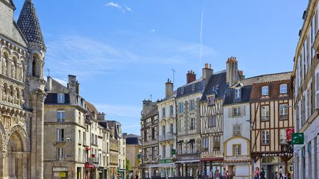 Go to Poitiers and beyond in the Vienne department ©walencienne - Getty Images