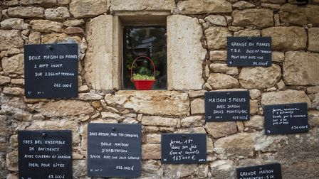 What do agency fees for French estate agents cover ©Jon Mills