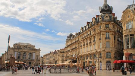 The dynamic and historic city of Montpellier in Hérault ©PictureReflex/ThinkstockPhotos