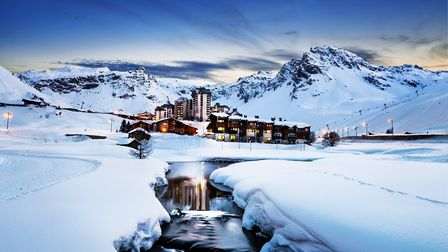 Tignes has different atmospheres at different altitudes Pic:ventdusud - Getty Images/iStockphoto