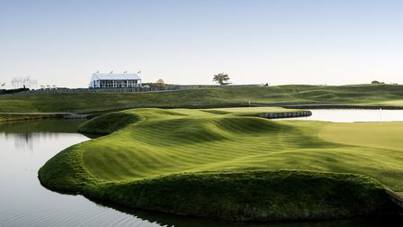 The world's best golfers will take to this course at the Golf National at the end of September 2018.