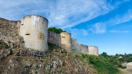 Castle of William the Conqueror, Castle of Falaise (c) PicsFactory/Getty Images