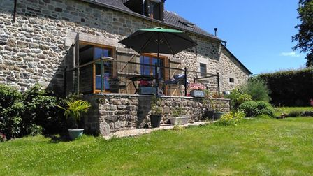 An immaculate barn conversion in Brittany