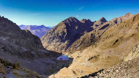 The mountains of Mercantour - Pic: JLV Photos/Getty Images/iStock