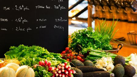 Monthly groceries are more expensive in France but overall the cost of living is lower © Sarra22 Get