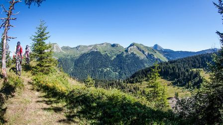 Morzine has lots to offer in both summer and winter © Morzine Tourism
