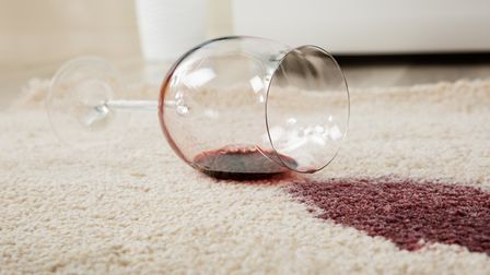 The deposit can protect against things like stained carpets but a certain amount of wear and tear sh