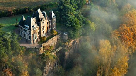 The 19th-century chateau of Mesnil-Glaise on the banks of the River Orne is our autumnal October sna