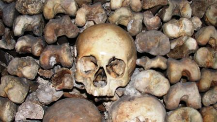 The underground world of the Catacombs. Pic: Riggwelter CC-BY-SA 3.0