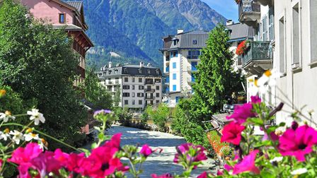 Chamonix in the French Alps offers a busy double season summer and winter skiing © Getty Images/iSt