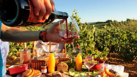 This region is a haven for food and wine fans. Pic: G&C Deschamps