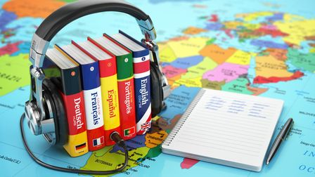 You can learn languages online (c) Bet_Noire/Getty Images