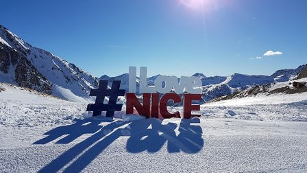 Don't we all love Nice? Pic: OT Stations Mercantour