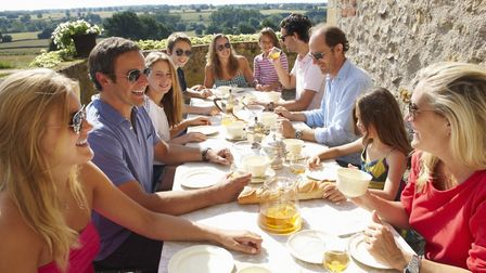 Enjoying the benefits of the French lifestyle © Ghislain and Marie David de Lossy/Getty Images