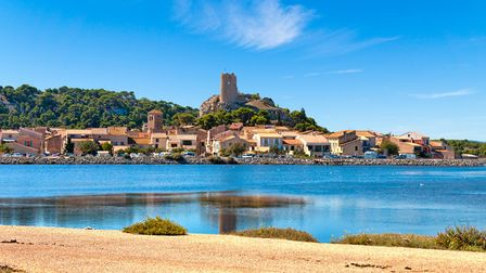The southern department of Aude, home to Gruissan pictured here, is surprisingly affordable ©Getty I
