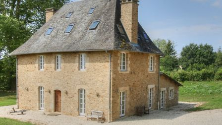 A historic house in Corrèze