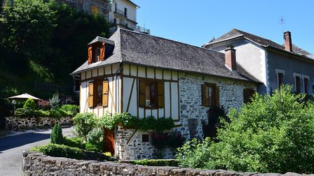 A great value village house in Corrèze