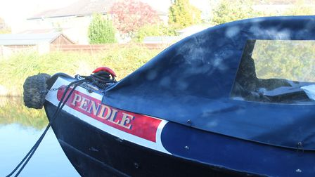 Nb Pendle is fitted out for off-grid life