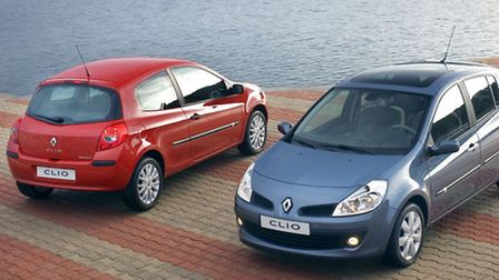 Third-generation Renault Clio was curvaceous and easy on the eye, and just the right size for zippin