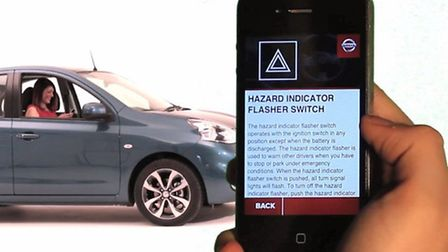 Nissan has launched iManual for the Micra with the car manual available via a smartphone app.