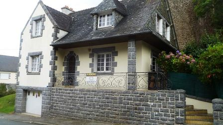 House for sale in Rostrenen, Brittany