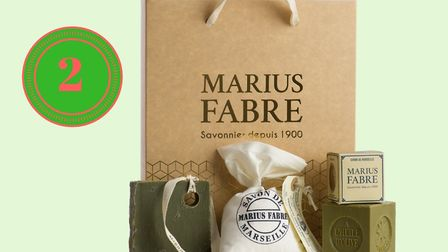 Win a Marseille Soap Discovery gift bag (c) Marius Fabre