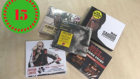 Win this bundle of classic French CDs