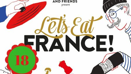 Win a copy of Let's Eat France!