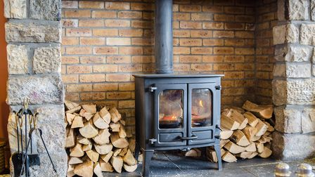 Switch from a gas heating system to a woodburner Pic: AlbertPego - Getty Images/iStockphoto