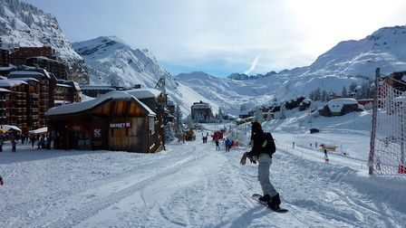 Test out ski and snowboard gear in Avoriaz this December. Pic: Taquiman, CC BY SA 2.0
