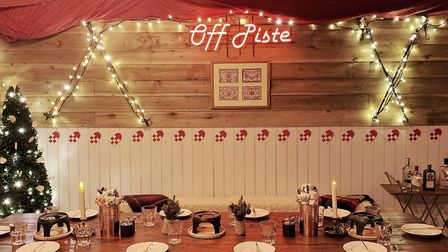 Piste at The Potting Shed