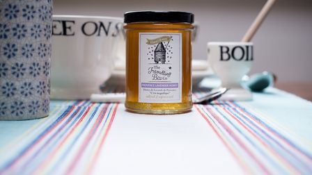 Enjoy a taste of Provence with this honey
