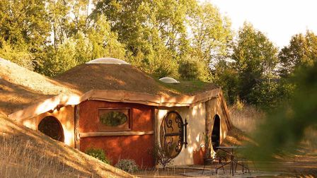 This 'Hobbit House' in France is one of the quirky places you could go with your voucher