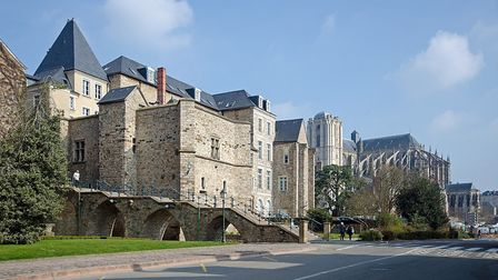 The beautiful old city of Le Mans. Pic: Selbymay, CC BY SA 3.0