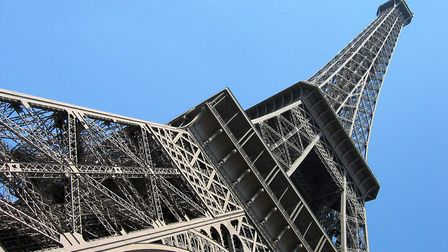 Find out the meanings behind the engravings on the Eiffel Tower. Pic: Hjalmar Gerbig, CC BY SA 3.0