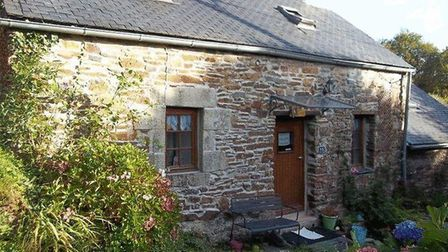 A charming cottage in rural Finistere
