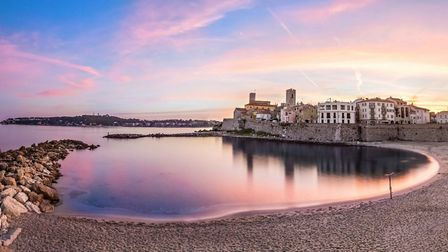 Antibes is the perfect location to invest in a property you can let out short-term; Pic: bbsferrari